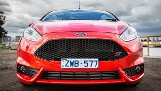 Ford Fiesta ST: Road Test Review