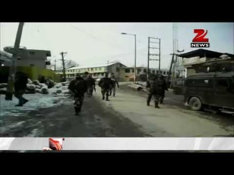 J&K: Encounter on in Sopore, 3 policemen injured