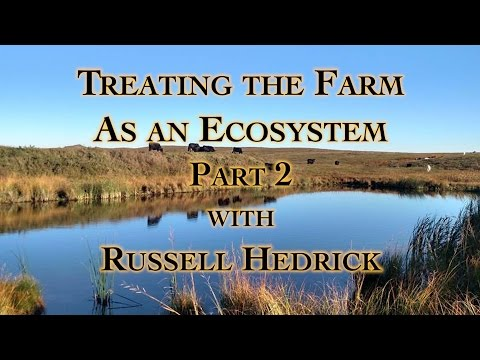 Treating the Farm as an Ecosystem Part 2 with Russell Hedrick