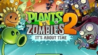 Plants Vs Zombies 2 It's About Time Gameplay Survival Mode