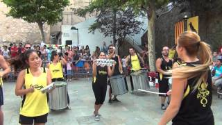 III Batukada Solidària (2014) - Samba Reggae + Matador