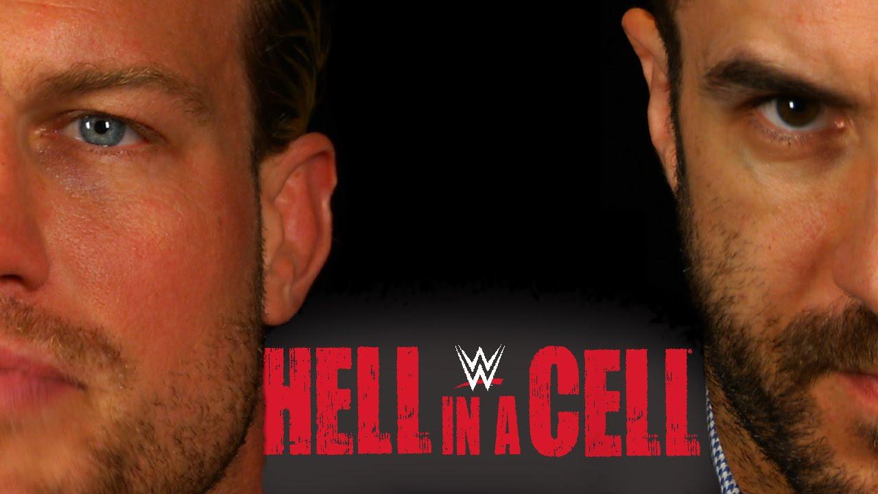Hell in a Cell: promoción del combate entre Dolph Ziggler y Cesaro