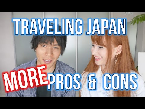 TIPS AND ADVICE: The good and bad of traveling Japan