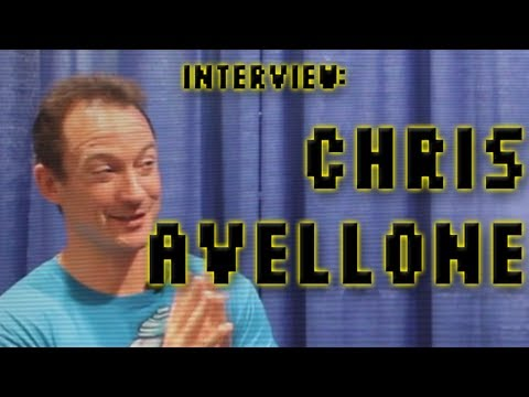 Chris Avellone Interview (Dragon Con 2013)
