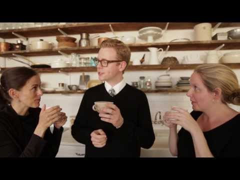 Amanda & Merrill Make Ethiopian Coffee with a Starbucks Coffee Master