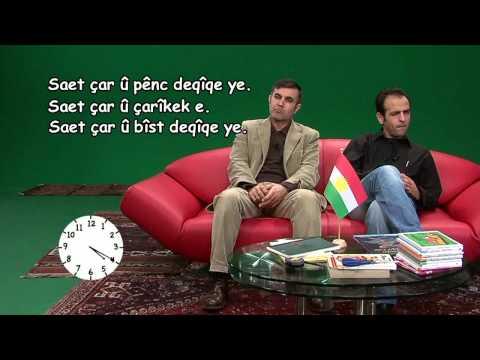 Dersa Kurdî – 8