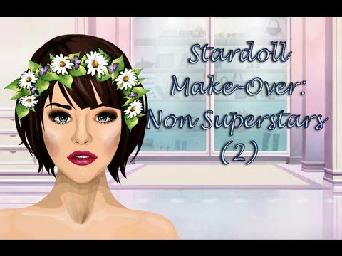 Stardoll Make-Over: Non Superstars (2)
