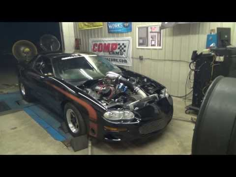 Mike Serrano DYNO on motor 1-18-14 Fonse performance dyno wars