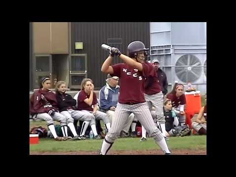 NCCS - Saranac Lake Softball 5-6-09