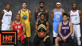 2018 JBL Three Point Contest Highlights / Feb 17 / 2018 NBA All Star Weekend