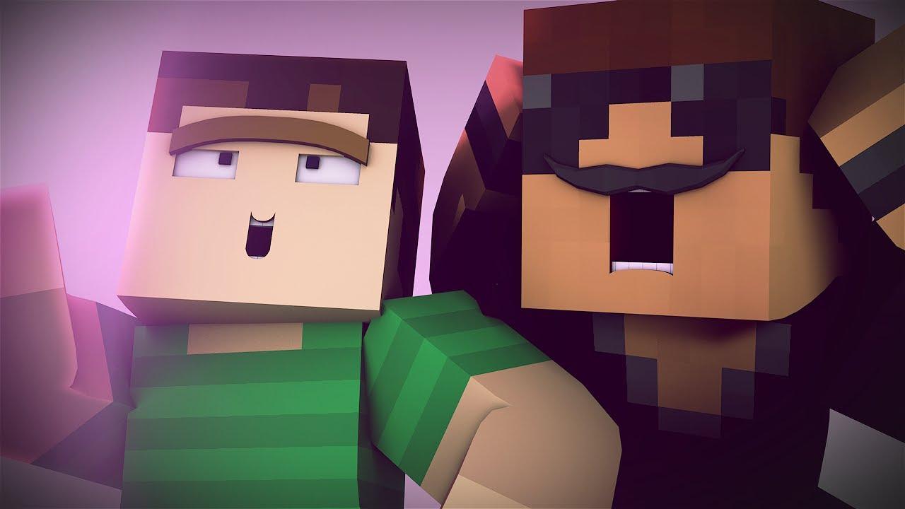 Im Gay!! (Newly Weds) Minecraft Animation - YouTube