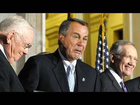 Powerless John Boehner Sings