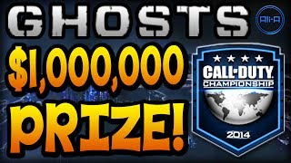 Call of Duty 2014 - $1,000,000 Championship! League Play returns!