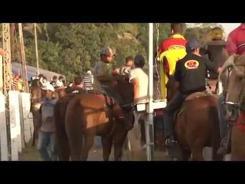 Cia do Vaqueiro na Vaquejada do Parque Centauro, São Luis, MA.