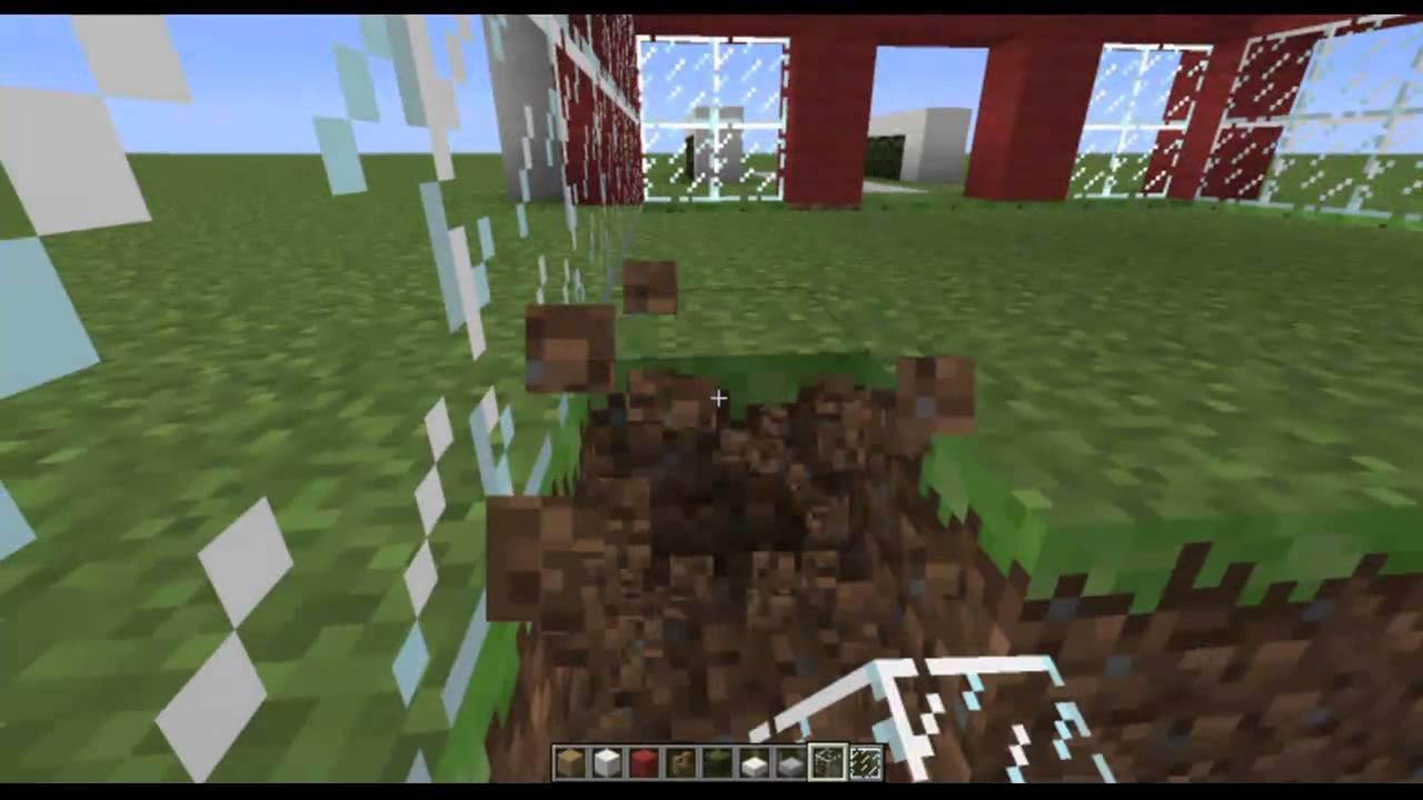 Minecraft construcciones casa moderna de un piso youtube - Construcciones de casas modernas ...