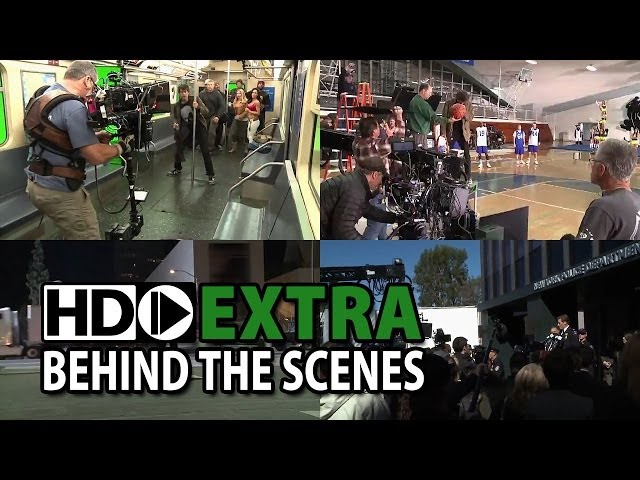 The Amazing Spider-Man (2012) Making of & Behind the Scenes (Part1/6)