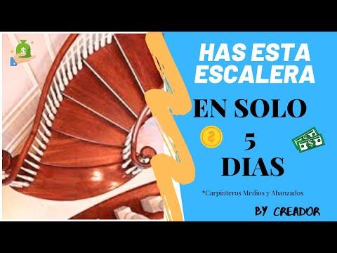 Como revestir una escalera interior