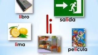 # 5 Sílabas La Le Li Lo Lu Syllables With L