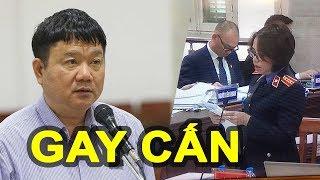 """Đinh La Thăng """"phản pháo"""" VKS, không có trách nhiệm mà do Thủ Tướng Nguyễn Tấn Dũng chỉ đạo"""