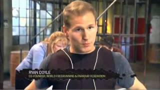 Fight Science Parkour Episode: Ryan Doyle & Daniel