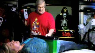 Abbotts Halloween Special Visible Sawing