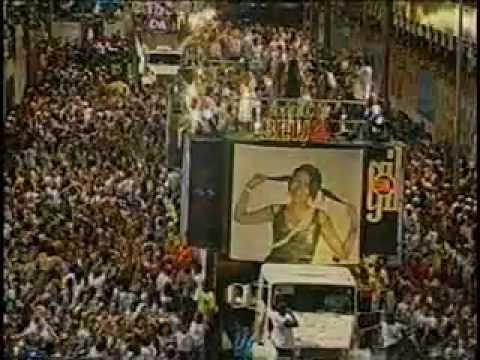 Gilmelândia Carnaval de Salvador Bloco Beijo - Peraê e Venha