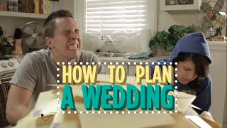 How to Plan a Wedding: From Big Dreams to Fuck It
