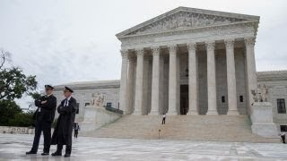 Supreme Court allows White House to ban most refugees