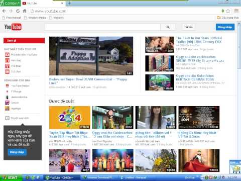 Hướng dẫn download video từ youtube vào điện thoại , không cần phần mềm đổi đuôi