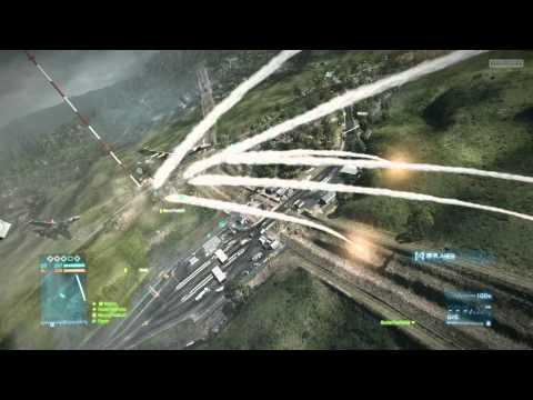 Battlefield 3 - Vehicles Gameplay