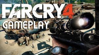 Far Cry 4 Gameplay Walkthrough Part 1 (E3 2014 Demo