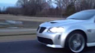2010 Camaro SS Vs Pontiac G8 GT