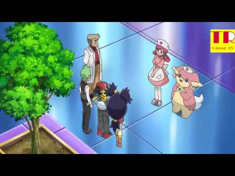 Pokémon DUBLADO - ep.790 Aventuras em Unova-part.1