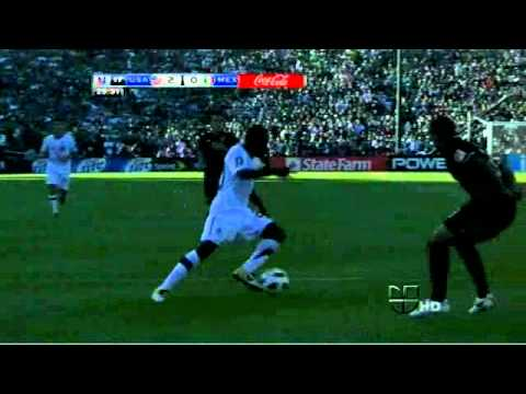 2011 Gold Cup Final: United States vs Mexico , Full Game - 1st Half