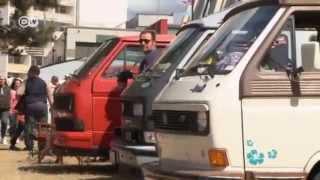 لقاء حافلات فولكسفاغن بولي في جزبرة فيهمارن | عالم السرعة