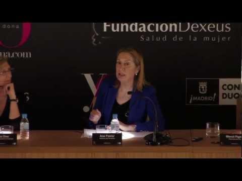 """Mesa Redonda """"Mujer y Política"""" (cobertura completa)"""