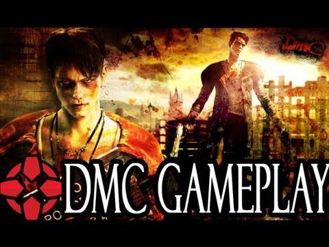 """Devil May Cry 5 - """"новый-старый"""" геймплей"""
