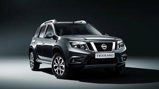 Nissan Terrano 2014 кроссовер