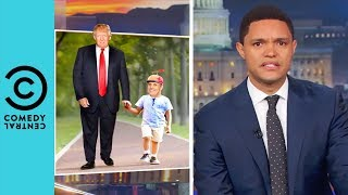 Rudy Giuliani Threw Himself Under The Bus | The Daily Show With Trevor Noah