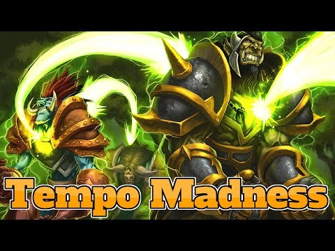 Tempo Shudderwock Shaman The Boomsday Project | Hearthstone Guide How To Play