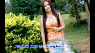 Hmong New Song 2013-2014 / PAJ NCAIM TOJ Karaoke 1