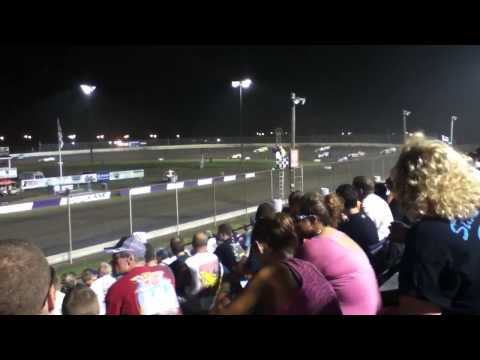 Dirt Summer Nationals 2013 Hell Tour - Tri-City Speedway - UMP Modified Feature