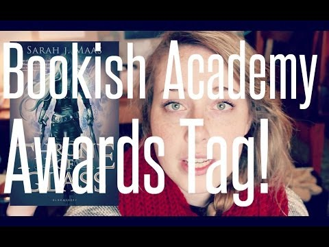 Bookish Academy Awards Tag!