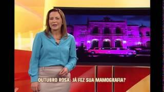 Assista ao Jornal da Alterosa 1 Edi��o - 01/10/2014