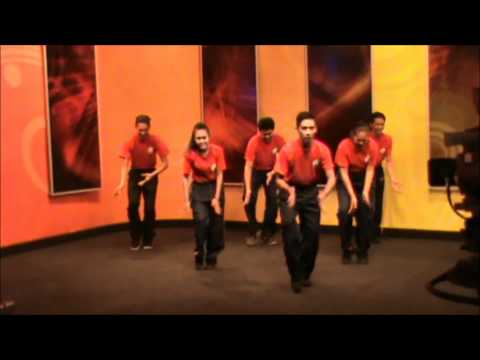 Senam Seni 1 MALAYSIA (EDISI 10/1/2012/JKKN-SPM/RTM)