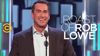 Roast of Rob Lowe - Rob Riggle - Rob Lowe's Lackluster Performances