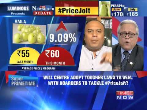 The Newshour Debate: The big Price Jolt - Part 1 (4th July 2014)