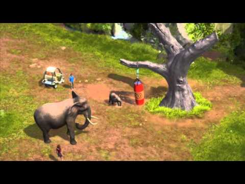 Zoo Tycoon [PEGI 3] - Announce Trailer