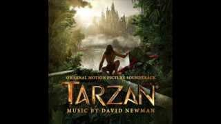Tarzan 2013 Original Soundtrack (Music By David Newman