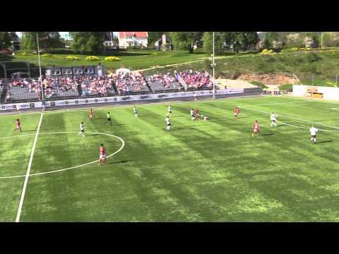 Høydepunkter: Asker Fotball - Fram Larvik